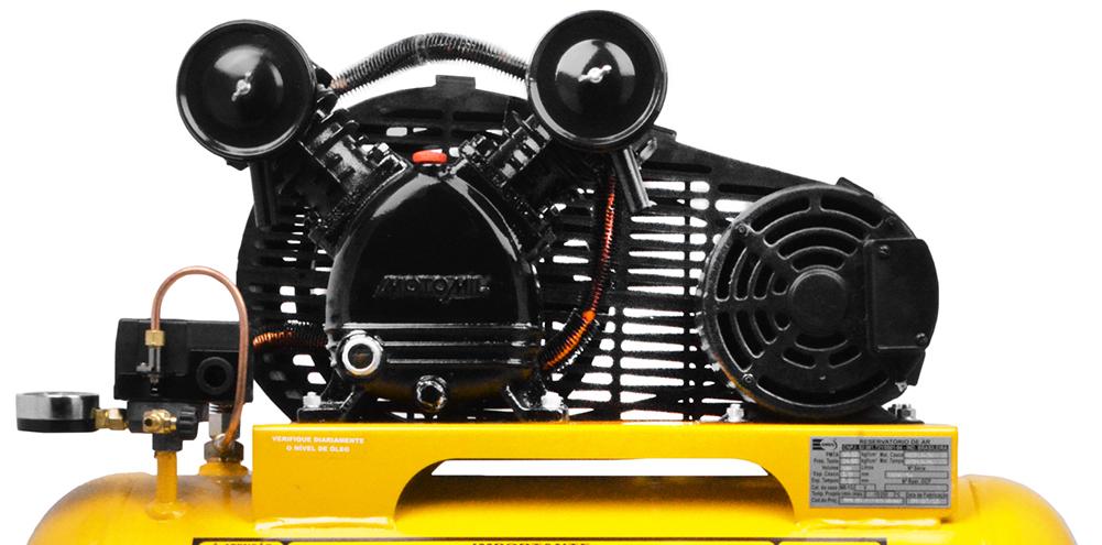 Compressor de Ar 10 Pés CMV 10PL/100 Motomil - 110/220V