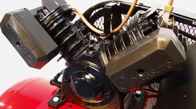 Compressor Ar Pressure Cilindro em V com o Menor Preço!