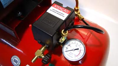 Compressores de Ar ATG2 com Manômetro pelo Melhor Preço!