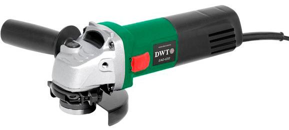 Esmerilhadeira Elétrica 650W DWT Ferramentas em Oferta!