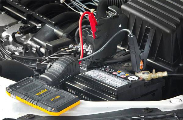 Auxiliar de partida automotivo Vonder APV4000 em Oferta!